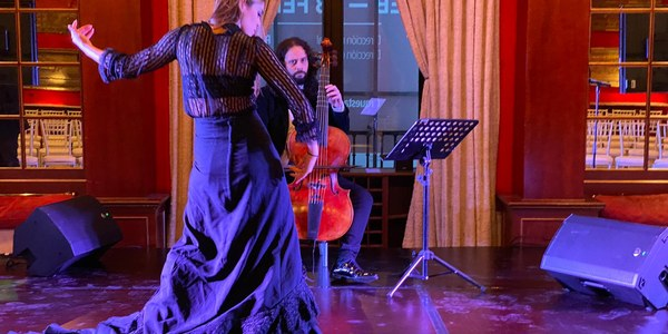 Seven performances from this year's Flamenco Bienal will be streamed free across the world from sites of historical interest in Seville