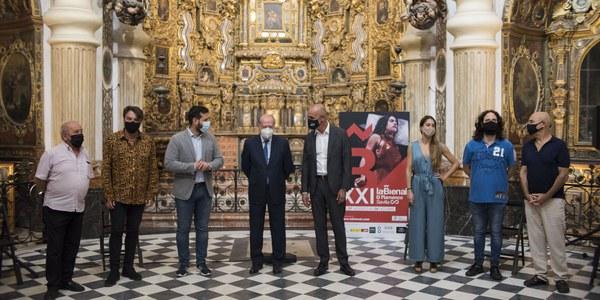 Veladas flamencas irrepetibles llegan a Sevilla y su provincia fruto del convenio entre la Bienal y la Diputación Provincial